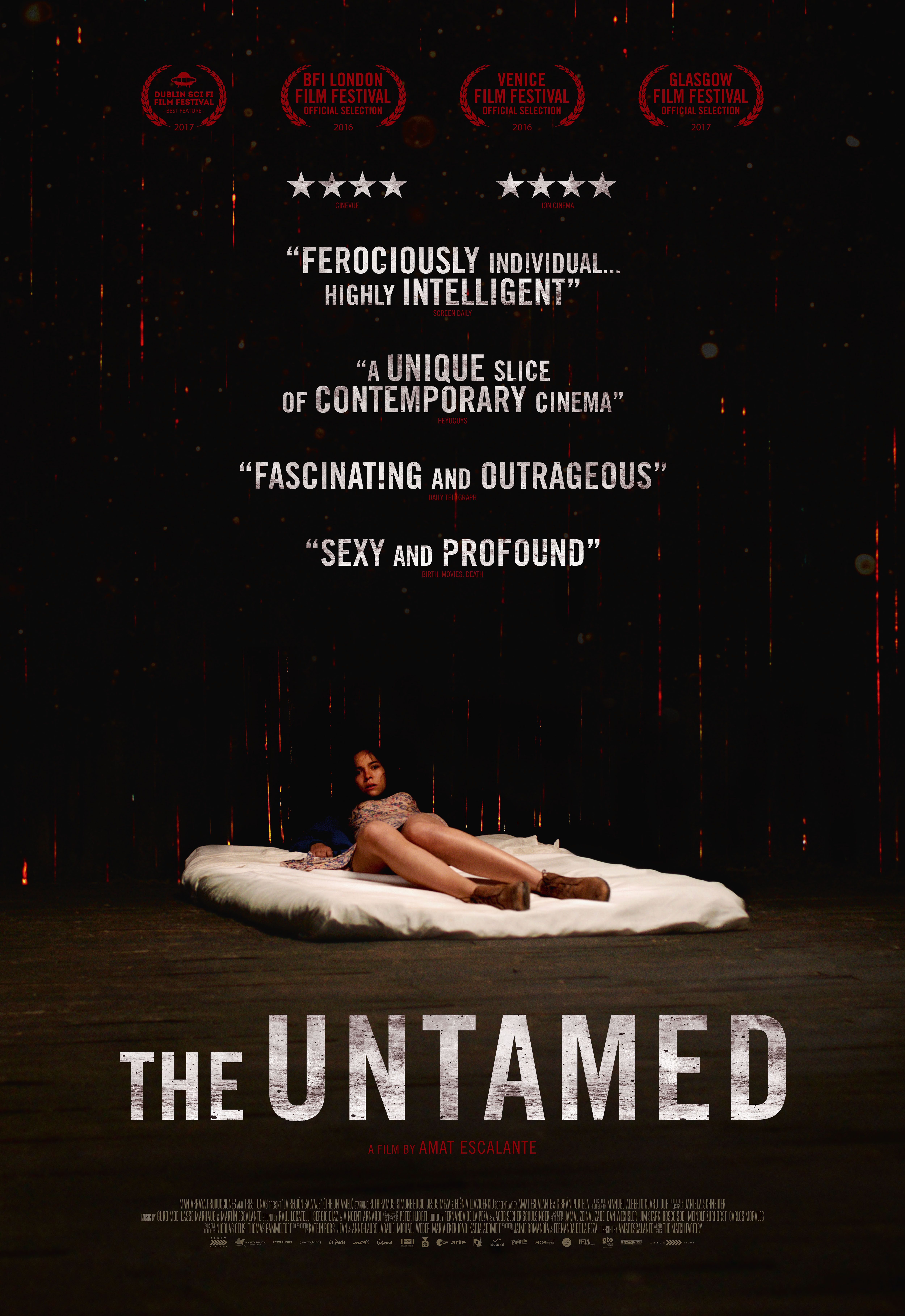 The Untamed film review: pain for pleasure