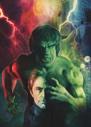 SciFiNow X Poster Posse: Rich Davies takes on the Incredible Hulk