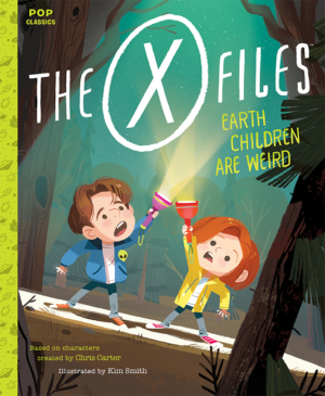 Kim Smith on diving into The X-Files to bring Mulder and Scully to Earth Children Are Weird