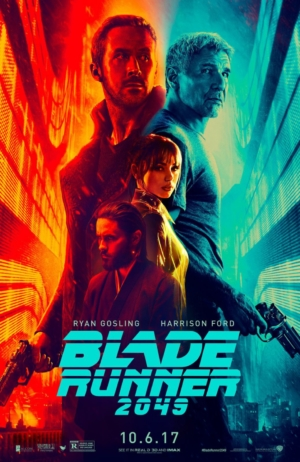 Blade Runner 2049 new posters are hot and cold