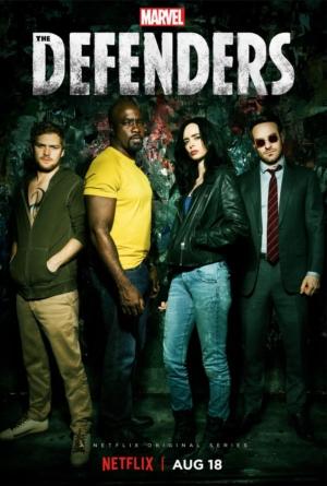 The Defenders new poster is kind of menacing