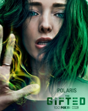 The Gifted new character posters are very dramatic