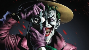 The Joker origin film coming from Todd Phillips and Martin Scorsese