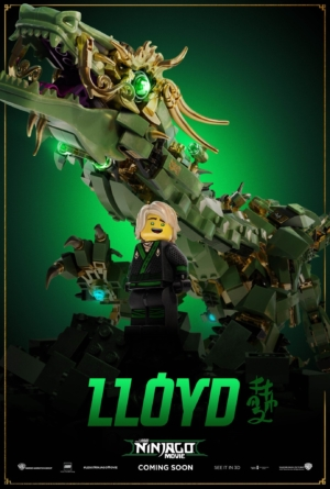 The LEGO Ninjago Movie new posters introduce the characters