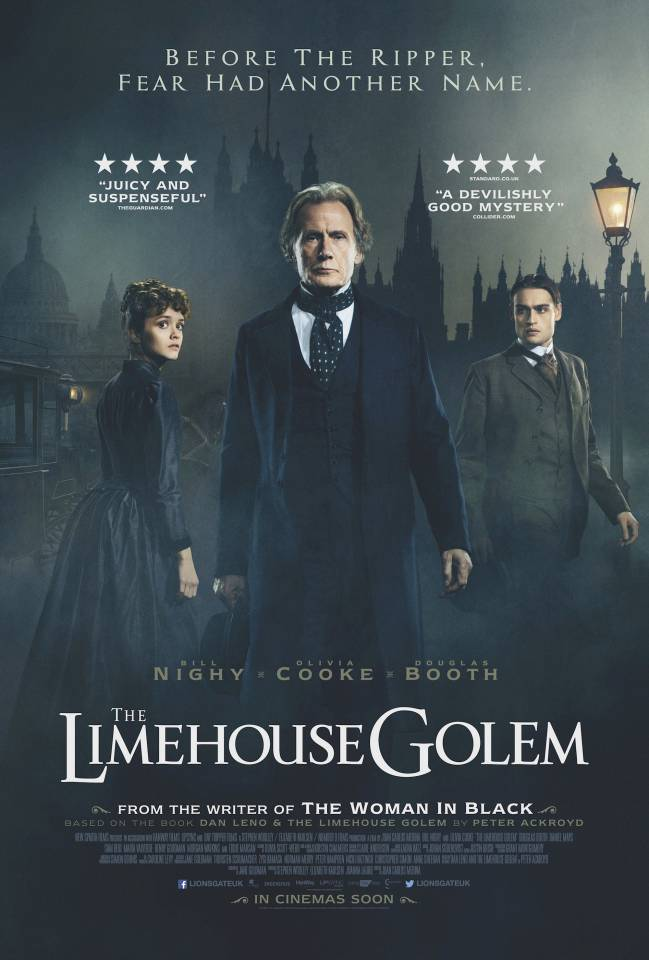 The Limehouse Golem film review: a sharp and bloody horror