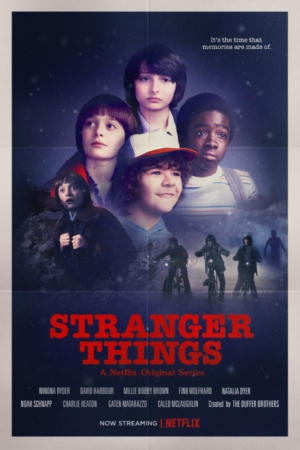 Stranger Things new posters spoof old posters