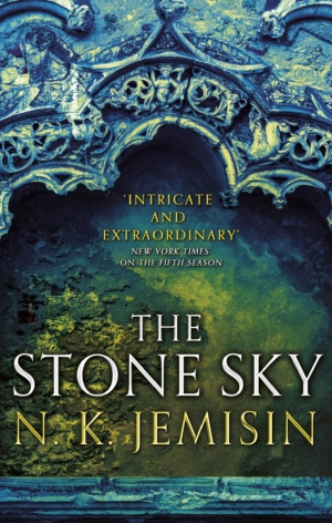 The Stone Sky by NK Jemisin book review