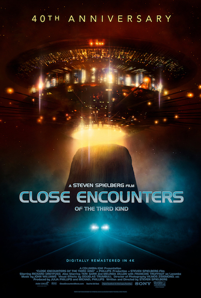 Close Encounters Of The Third Kind 4K restoration review: Spielberg's classic returns