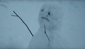 The Snowman new international trailer plays mind games