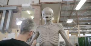 Alien: Covenant featurette talks practical monsters, gore and horror