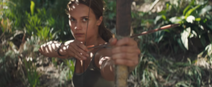 Tomb Raider trailer and featurette give Lara Croft a gritty origin story
