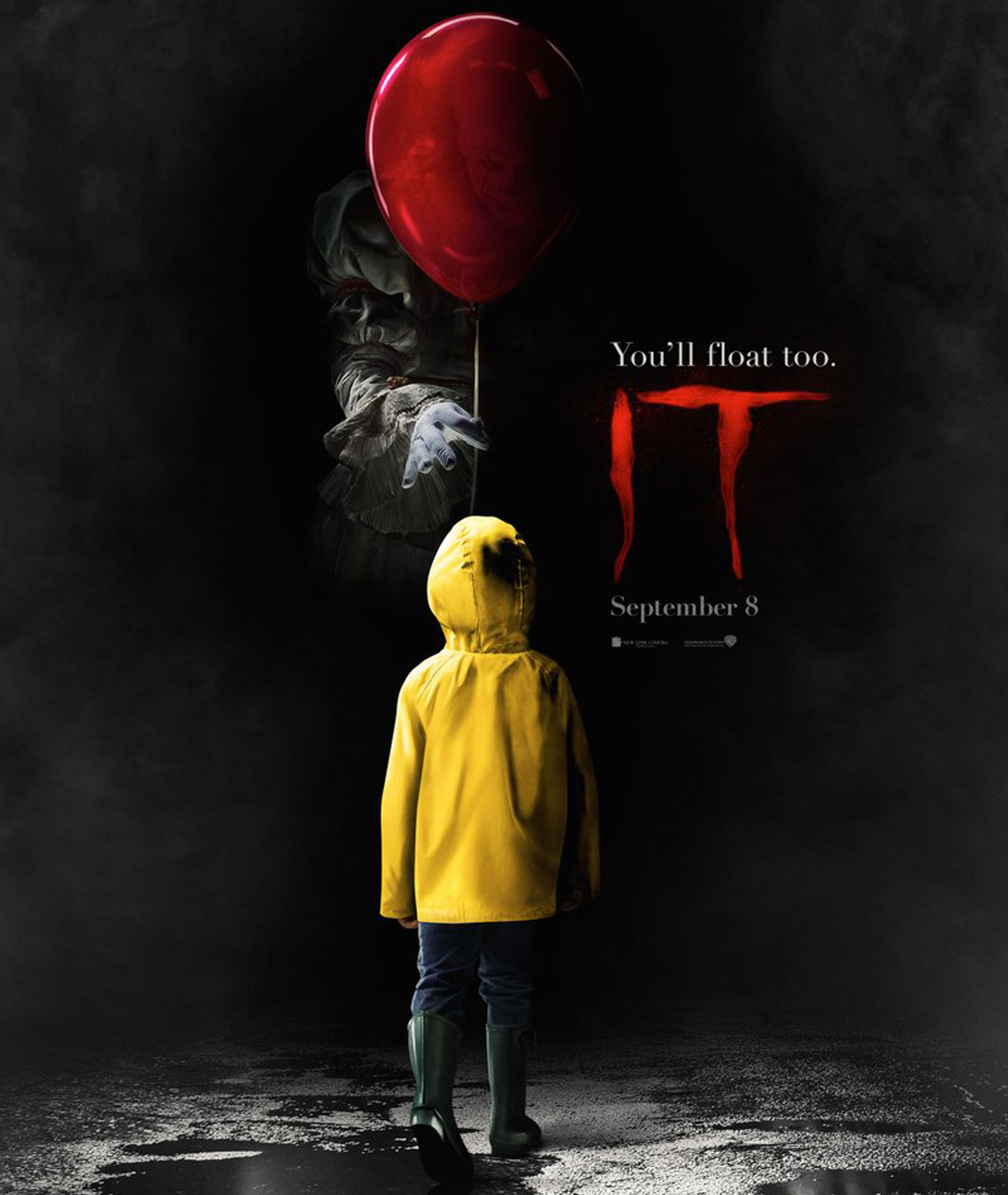 IT film review: Pennywise lives
