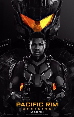 Pacific Rim: Uprising new posters are badass