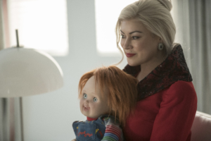 Don Mancini, Jennifer Tilly and Fiona Dourif talk Cult Of Chucky, Tiffany and Hannibal