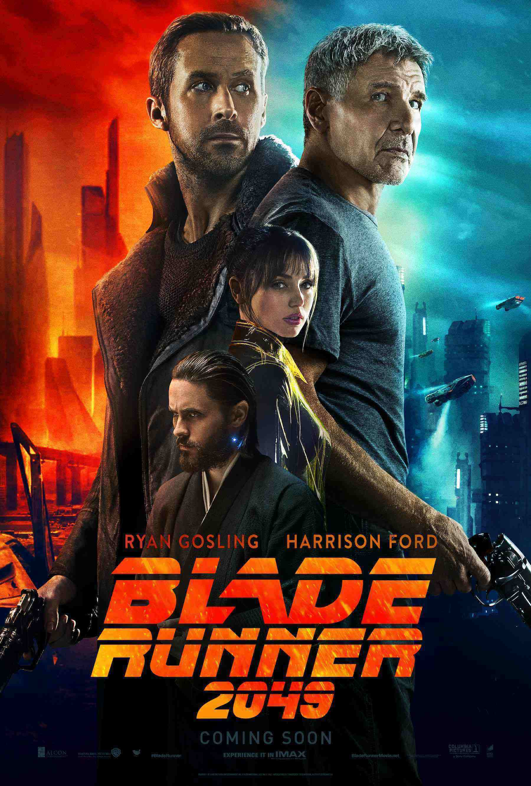 Blade Runner 2049 film review: how do you make a sequel to Ridley Scott's masterpiece?