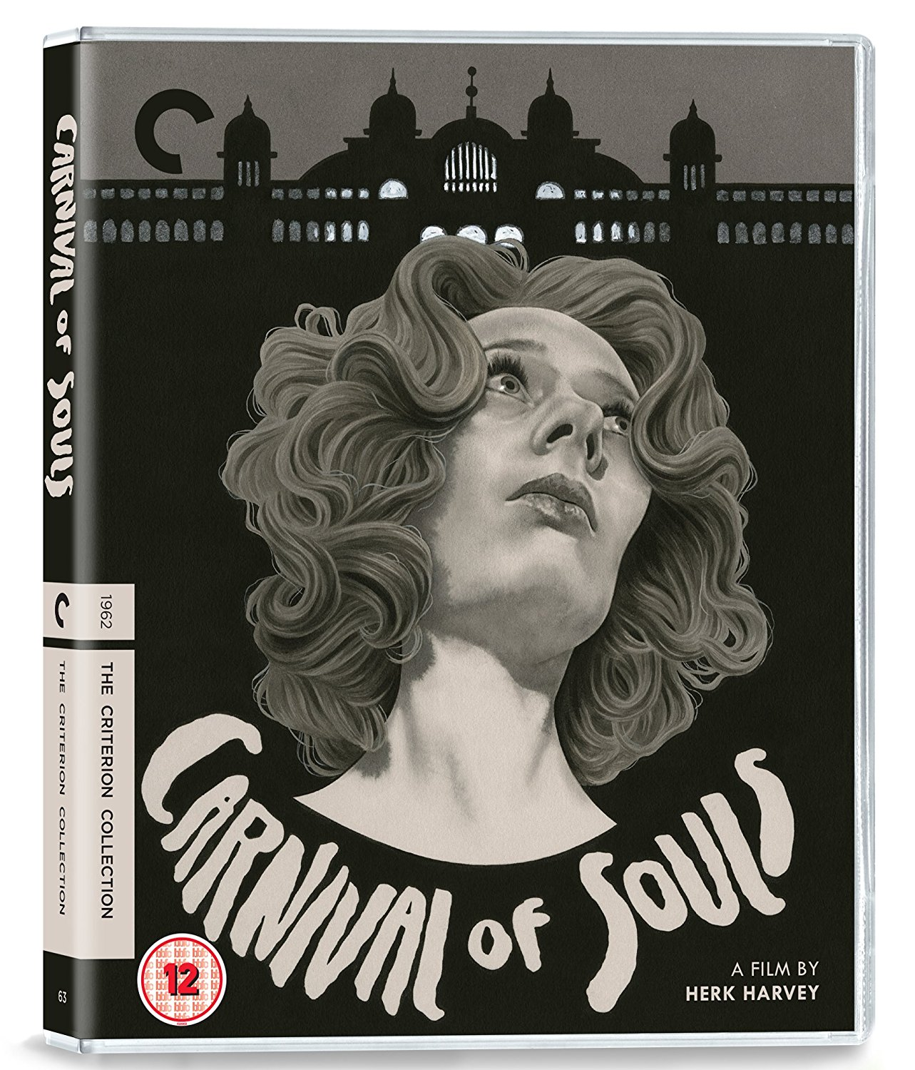 Carnival Of Souls Criterion Blu-ray review – as deliriously terrifying as ever