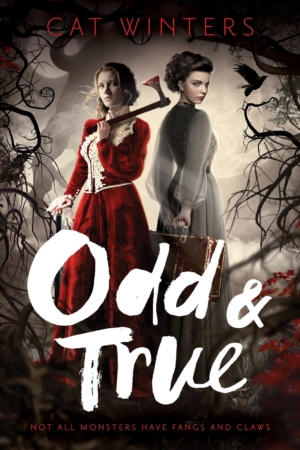 Odd And True by Cat Winters book review