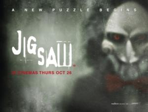 Jigsaw prize draw: win a Saw 1-7 Blu-ray box set signed by Tobin Bell!