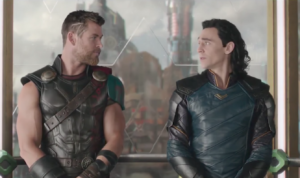 Thor: Ragnarok new clip reunites Thor and Loki and it's weirdly sweet