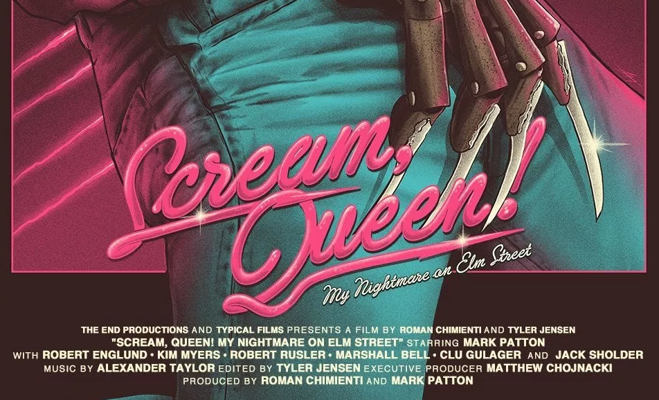 Scream, Queen! My Nightmare On Elm Street documentary teaser and poster are  here - SciFiNow - The World's Best Science Fiction, Fantasy and Horror  Magazine