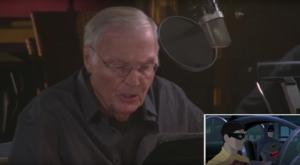 Batman Vs Two-Face clips show Adam West's last work as Batman