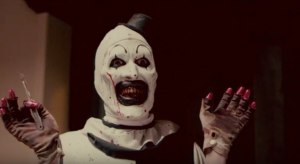 Terrifier trailer is here because you're not finished being scared of clowns yet