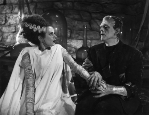 Universal's Bride Of Frankenstein is having problems, production postponed