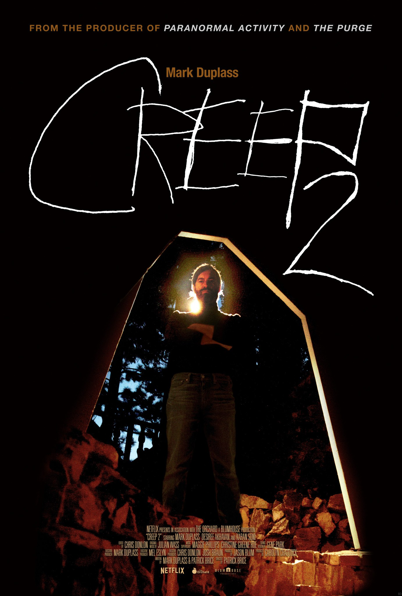 Creep 2 film review: Mark Duplass' sinister weirdo is back for more