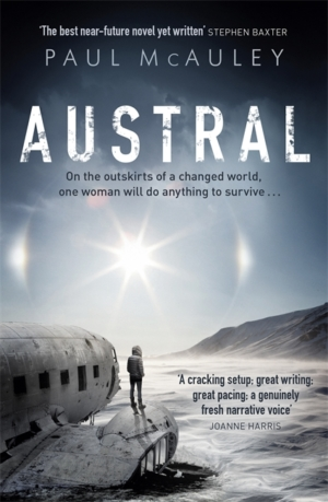 Austral by Paul McAuley book review