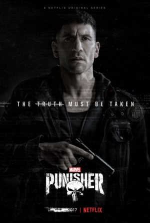 The Punisher new poster is ready to start taking names