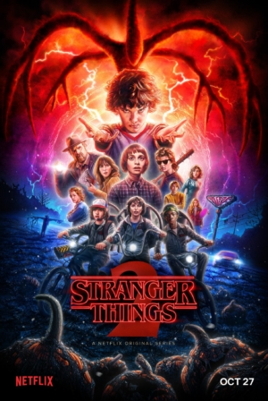 Stranger Things Season 2 new poster takes things back to the beginning