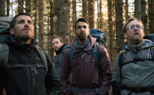 The Ritual film review: horror references a-plenty