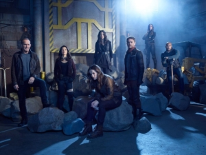 Agents Of SHIELD Season 5 promo images try to play it cool
