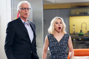 The Good Place has been renewed for Season 3, everything is fine!