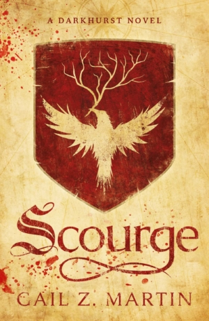 Scourge by Gail Z Martin book review