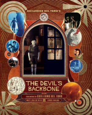 Win Guillermo del Toro's The Devil's Backbone making of and art book with our competition!