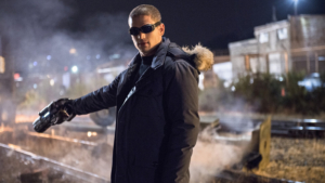 Wentworth Miller's Captain Cold is leaving the Arrowverse, Supergirl casts Brainiac 5