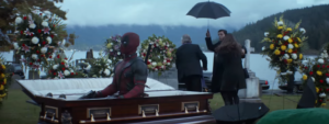Deadpool 2 teaser trailer has sweet new footage and sweet filthy Bob Ross jokes