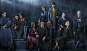 Fantastic Beasts 2 first look offers a cast photo and a new title