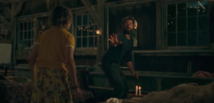 The Quiet Place new horror trailer needs to be silent, or else