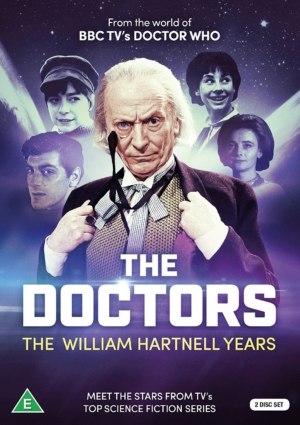 Competition! Win a Doctors bundle to celebrate the William Hartnell Years release