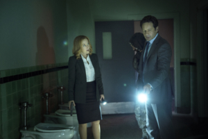 The X-Files Season 11 UK broadcaster confirmed, will air in 2018