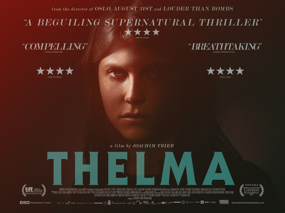 Thelma film review: a striking and powerful supernatural Nordic chiller