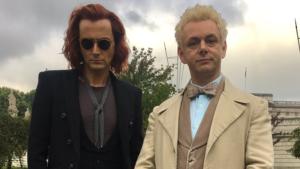 Good Omens TV series casts Beelzebub and Horsemen of the Apocalypse