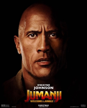 Jumanji 2 new character posters put on their serious pants