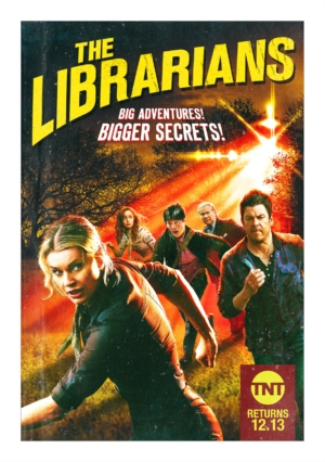 The Librarians Season 4 new poster has big adventures and bigger secrets