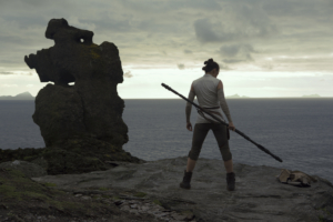 Star Wars: The Last Jedi film review: Rian Johnson's sequel finds light in the darkness