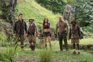 Jumanji: Welcome To The Jungle film review: game on!