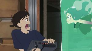 Lu Over The Wall director Masaaki Yuasa on mermaids, vampires, Netflix, Adventure Time