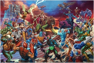 Masters Of The Universe reboot eyes David S Goyer to direct